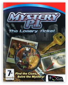 Mystery PI: The Lottery Ticket (Spin Top Games, Pop Cap)