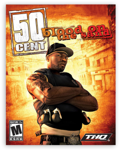 50 Cent Blood on the Sand (Swordfish Studios, THQ)