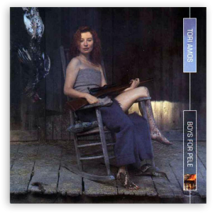 Tori Amos: Boys For Pele (Atlantic Records)