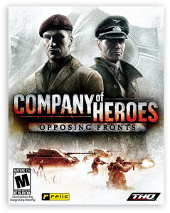Company of Heroes: Opposing Fronts (Relic Entertainment / THQ)