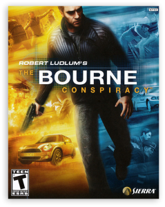 Bourne Conspiracy (High Moon Studios, Sierra)