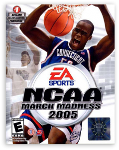 NCAA March Madness 2005 (Electronic Arts)