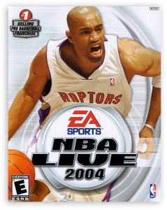NBA Live 2004 (Electronic Arts)