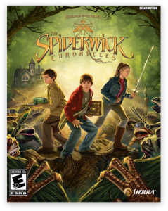 The Spiderwick Chronicles (Sierra)