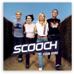 Scooch: Four Sure (Parlophone)