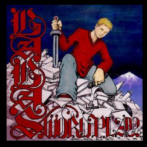 Baba Brinkman: Swordplay (Lit Fuse Records)