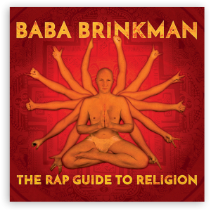 Baba Brinkman: Rap Guide To Religion (Lit Fuse Records)