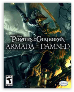 Pirates Of The Caribbean: Armada Of The Damned (Disney)