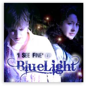 BlueLight: I See Fine EP (Boomsmack Records)